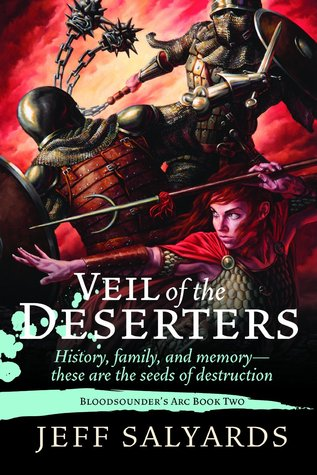 Veil of the Deserters(Bloodsounders Arc 2)
