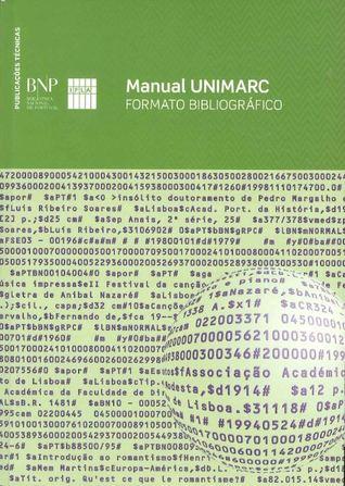 Manual UNIMARC : formato bibliográfico