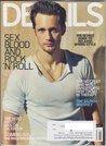 Details Magazine (May 2010) (True Blood's Alex Skarsgard)