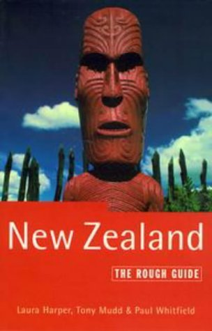New Zealand: The Rough Guide, First Edition