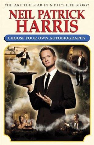 Resultado de imagem para neil patrick harris choose your own autobiography