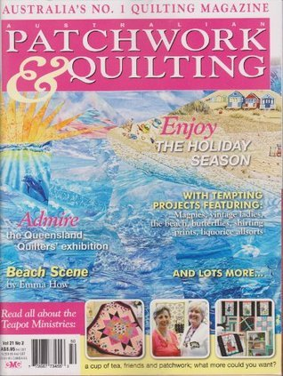 Australian Patchwork & Quilting Magazine (Volume 21 no 2)