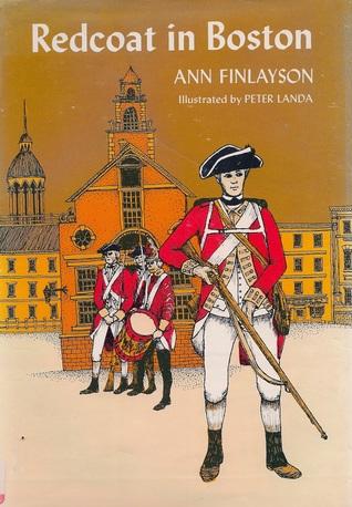 Redcoat in Boston