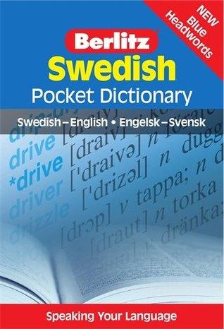 Swedish Pocket Dictionary: Swedish-English/Engelsk-Svensk
