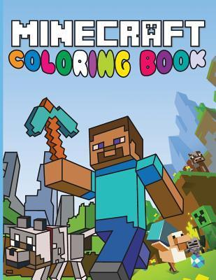 Minecraft Coloring Book: Fun Minecraft Drawings for Kids