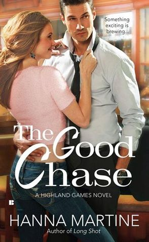 {Review} The Good Chase by Hanna Martine