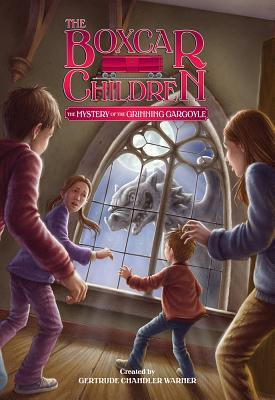 The Mystery of the Grinning Gargoyle (The Boxcar Children #137)