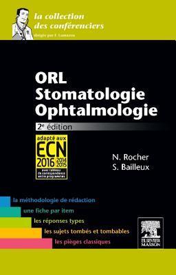 Orl-Stomatologie-Ophtalmologie