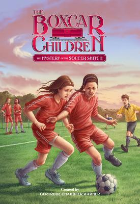 The Mystery of the Soccer Snitch (The Boxcar Children #136)