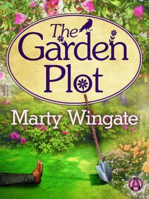 The Garden Plot (Potting Shed Mystery, #1)