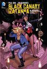 Black Canary and Zatanna by Paul Dini