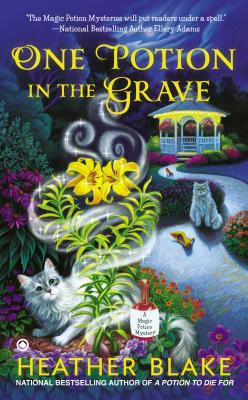 One Potion in the Grave (A Magic Potion Mystery, #2)