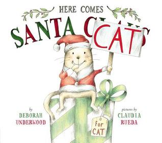 Here Comes Santa Cat(Here Comes Cat)