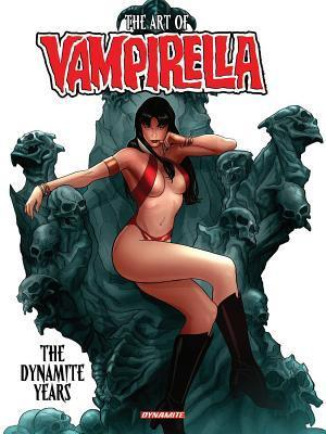 Art of Vampirella: The Dynamite Years