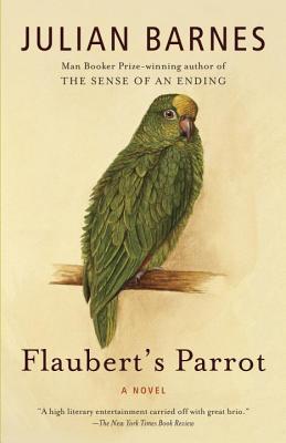 Resultado de imagem para Julian Barnes; Flaubert's Parrot