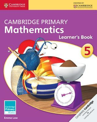 Cambridge Primary Mathematics Stage 5 Learner's Book