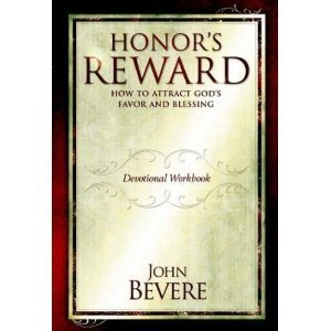 John Bevere Honor's Reward Devotional Workbook