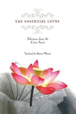 The Essential Lotus: Selections from the Lotus Sutra Descarga gratuita de libros electrónicos de Iphone