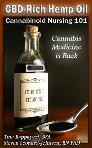 CBD-Rich Hemp Oil - Cannabinoid Nursing 101: Cannabis Medicine is Back