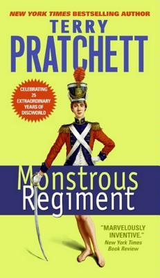 Monstrous Regiment (Discworld, #31)