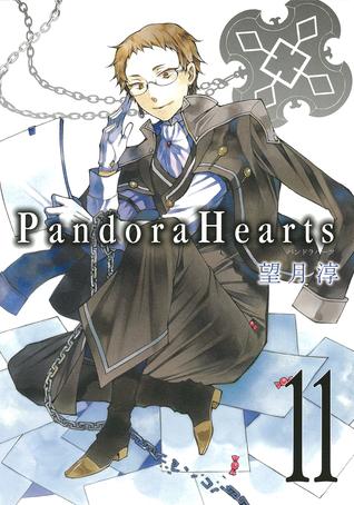 Pandora hearts 11 by Jun Mochizuki