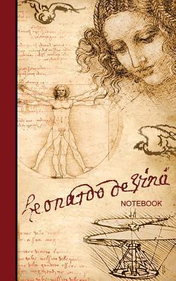 Leonardo Da Vinci Notebook: Drawings and Sketches (Cuaderno / Portable / Gift)