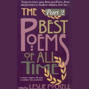 The Best Poems of All Time: Part 2
