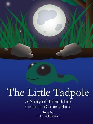 The Little Tadpole-A Story of Friendship: Companion Coloring Book