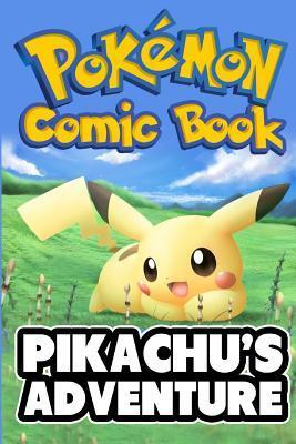 Pokemon Comic Book: Pikachu's Adventure