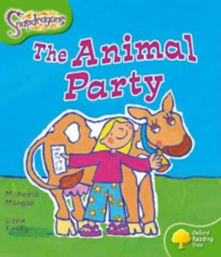 Oxford Reading Tree: Stage 2: Snapdragons: The Animal Party