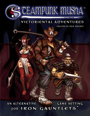 Steampunk Musha: An Alternative Game Setting for Iron Gauntlets