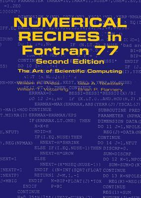 Numerical Recipes in FORTRAN by William H. Press