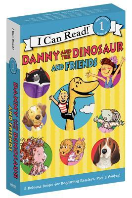 Danny and the Dinosaur and Friends: Level One Box Set: 8 Favorite I Can Read Books!