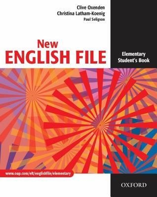 New English File: Elementary Student's Book