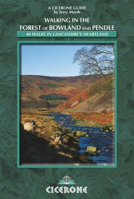 Walking in the Forest of Bowland and Pendle