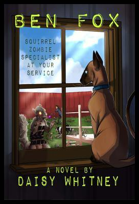 Ben Fox: Squirrel Zombie Specialist at Your Service