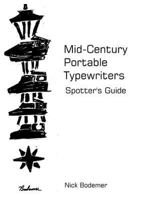 Mid Century Portable Typewriters: Spotter's Guide