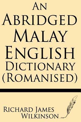 An Abridged Malay-English Dictionary