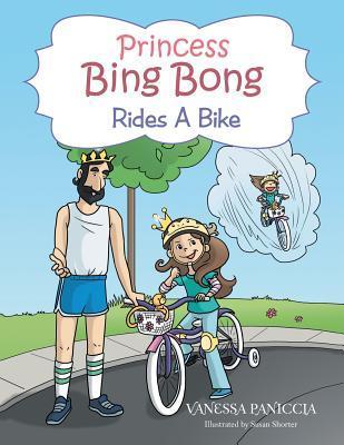Princess Bing Bong Rides a Bike