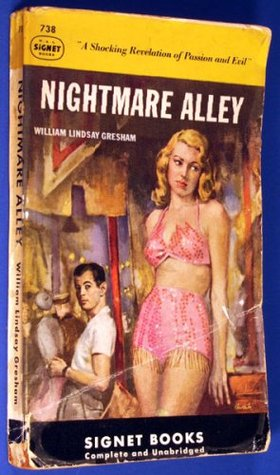 Nightmare Alley (Signet 738)