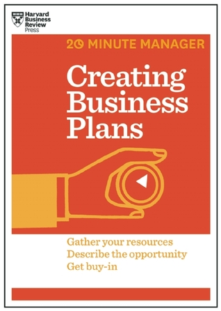 Creating business plans by harvard business school press 18406658 flashek Images