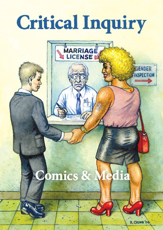 "Comics Media: A Special Issue of ""Critical Inquiry"""