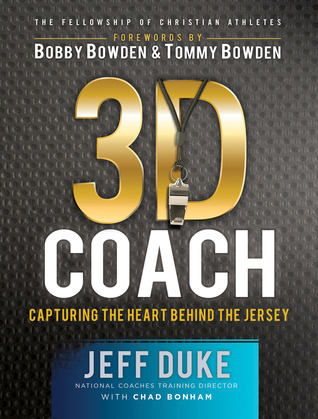 3D Coach Capturing The Heart Behind Jersey By Fellowship Of