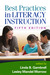 Best Practices in Literacy Instruction by Linda B. Gambrell