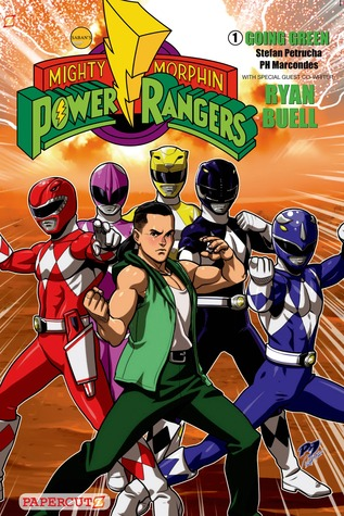 Mighty Morphin Power Rangers 2 Going Green By Stefan Petrucha
