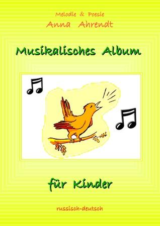 MUSIKALISCHES  ALBUM  FÜR  KINDER: zweisprachiges musikalisches Album für Kinder