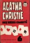 Briç Masası Cinayeti by Agatha Christie