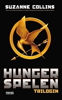 Hungerspelen by Suzanne Collins