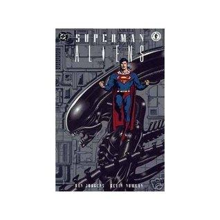 Superman Vs. Aliens Book 1