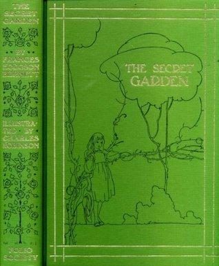 The Secret Garden- Folio Society Collectors Book